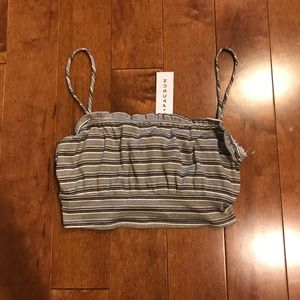 NWT pacsun crop top